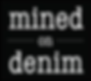Mined on Denim logo.png