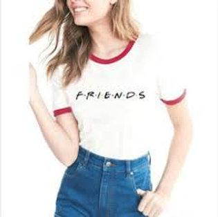 remera top con vivo lisas p/ sublimar de modal premium de mujer