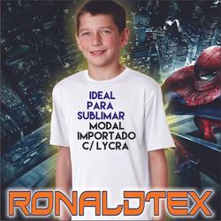 REMERAS MODAL PREMIUM DE NIÑO