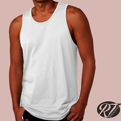 Musculosa 100% polyester de Hombre