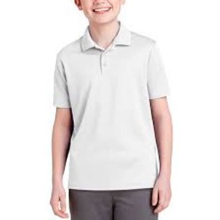 chomba de pique 100% polyester para sublimar de niños