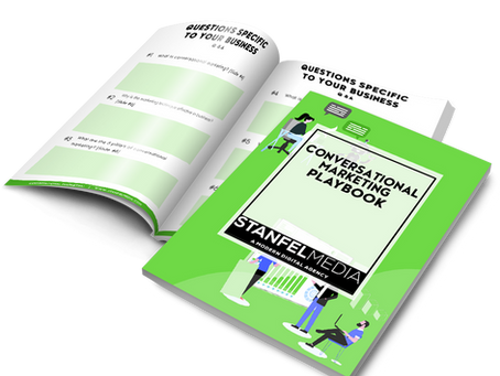 New Release! FREE Conversational Marketing Accelerator Playbook