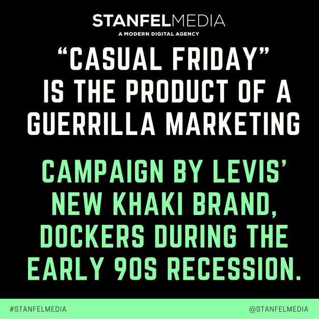"""CASUAL_FRIDAY""___IS_THE_PRODUCT_OF_"