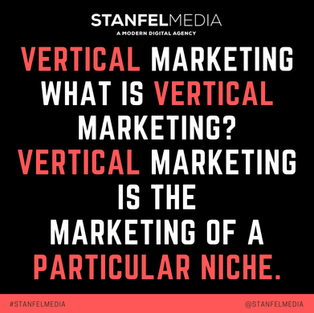 Vertical marketing What is vertical mark