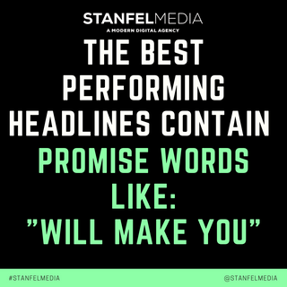 THE BEST PERFORMING HEADLINES CONTAIN .p