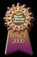 Best of West Hawaii Award