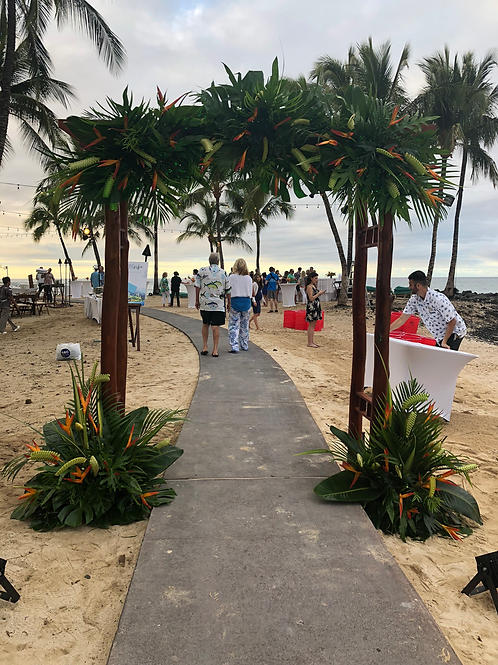 ʻOhiʻa Archway
