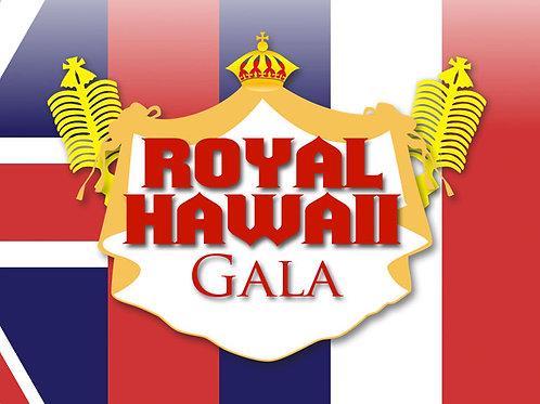 The Royal Hawaiian Gala Package