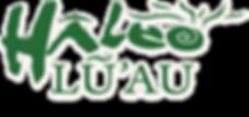 Haleo Luau Logo