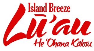 Island Breeze Luau Logo