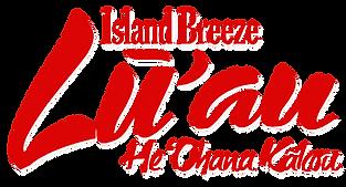 Island Breeze Luau Logo