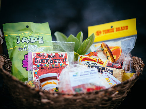 Aloha Snack Box