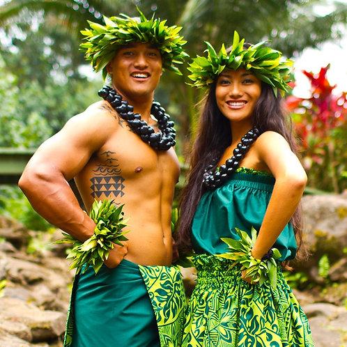 Hula & Polynesian Dancers