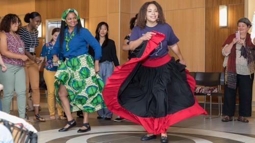 Bomba De Aqui Presents: Multicultural Learning Center