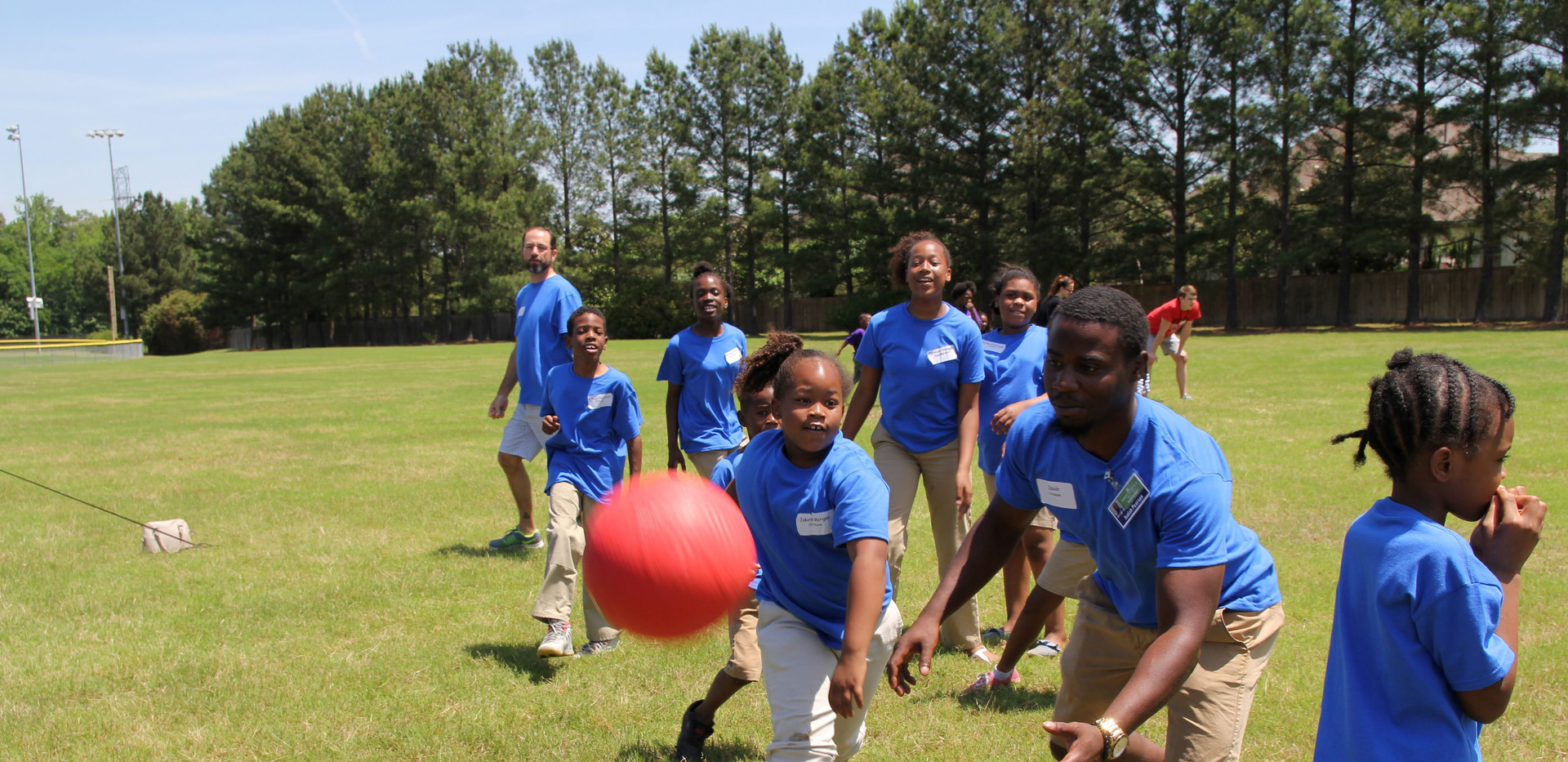 Our Youth Team members provide structure and leadership to our Youth Programs.