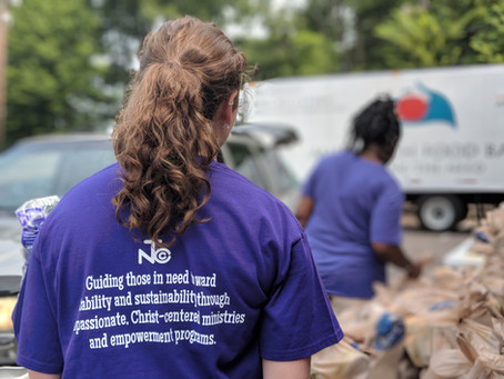 NCC Combats Hunger in Memphis