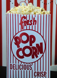 Movie Butter Popcorn is always a classic!