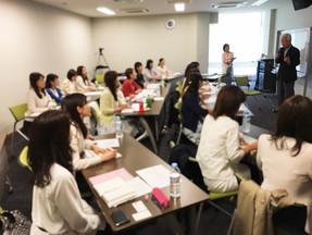 ■第1回「女子アナワークショップ」活動リポート