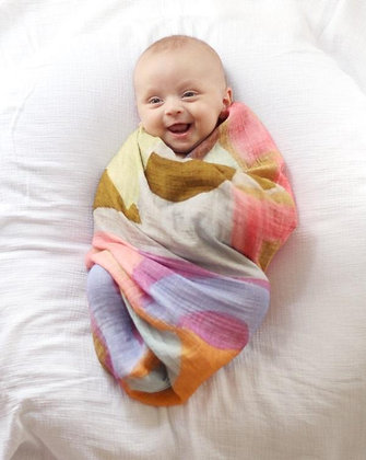 LOVE Swaddle™ Multicolor
