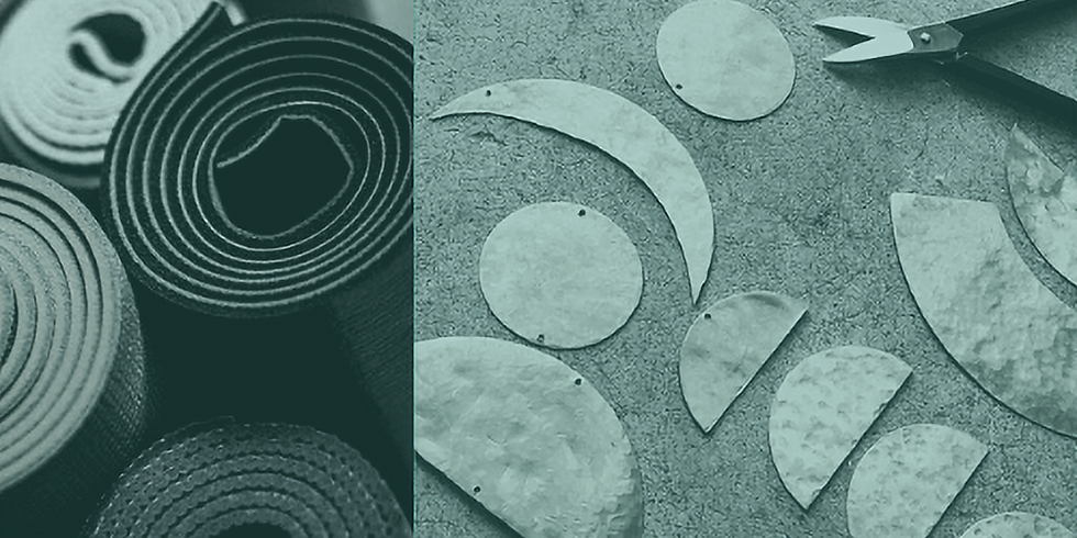 MARCH WORKSHOP | Yoga + Art: Phases of the Moon (1)