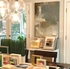 Heather Essian + Framing Table