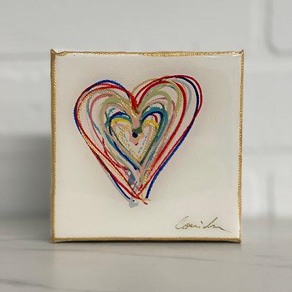 Messy Heart VIII