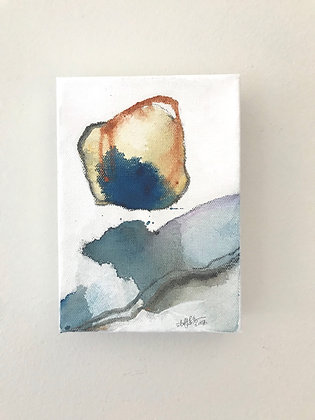 Watercolor Block I