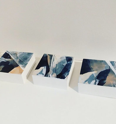 Fragmented Landscapes  (3 Pieces)