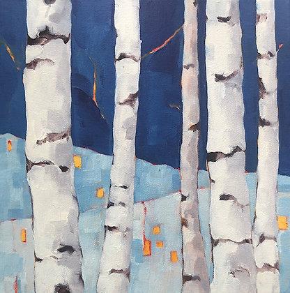Blue Birch Study I