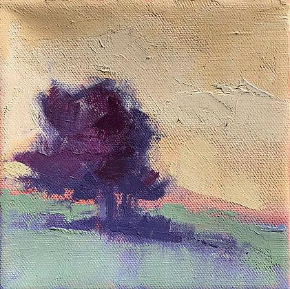 Purple Tree