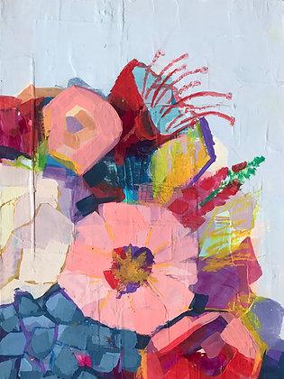 Floral Study II