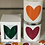 Thumbnail: Hand Poured Heart Candles