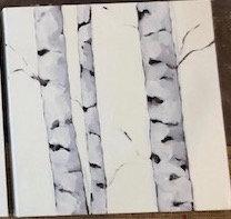 White Birches III
