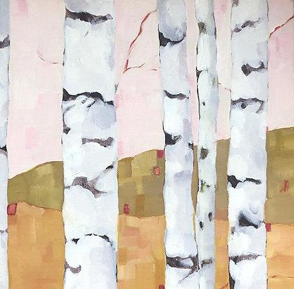 Fall Birch Study II