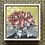 Thumbnail: Pink Flowers in Glass Vase #2