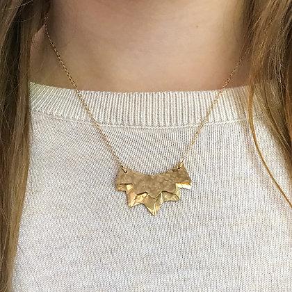 RBG Collar Necklace