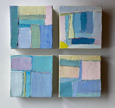 Lavender Seas Series
