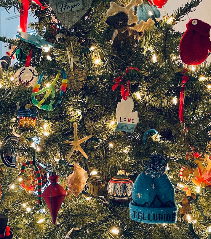 Collected Ornaments