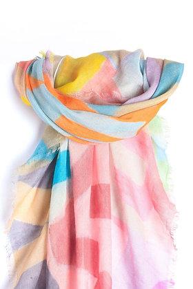 LOVEVOLVE® Scarf: Multicolor
