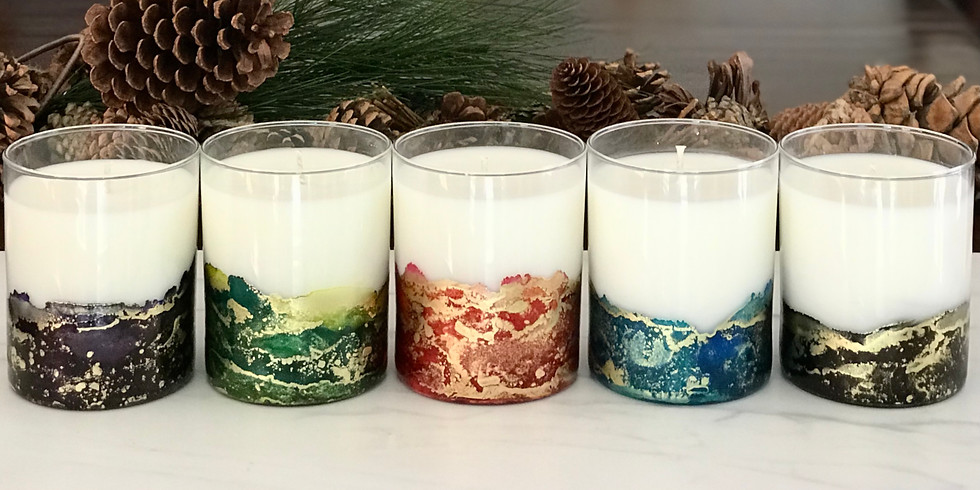 Candle Making Workshop - January 19th
