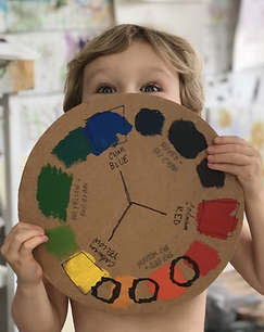 Kimberly Zukley Color Theory