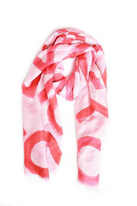 LOVEVOLVE® Scarf: Pink & Red