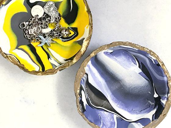 Art Box: Marbled Bowls