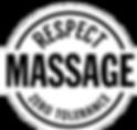 #respectmassage