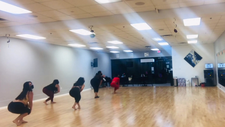 Ladies Latin Fusion (Choreo)