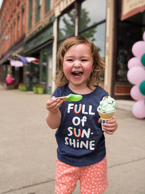 Grand Opening - Angies Ice Cream (150 of