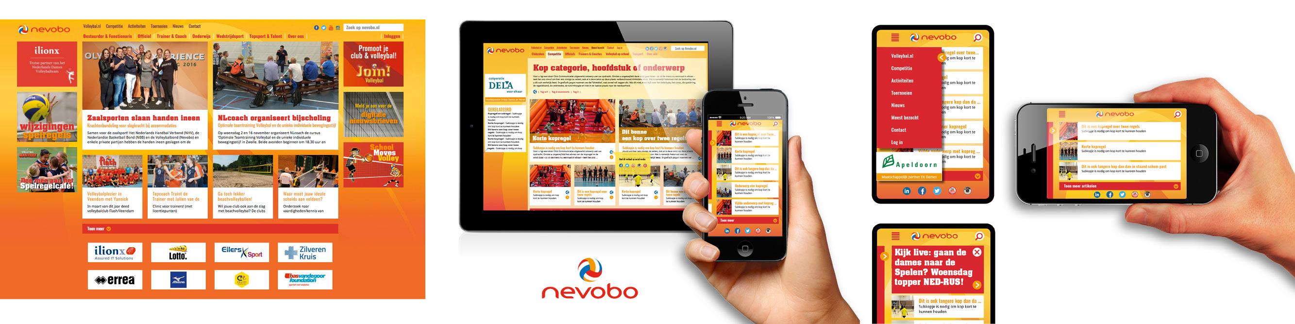 Nevobo.nl voor sportactivators