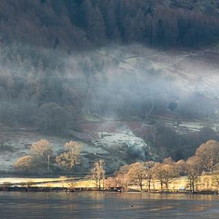 Frost Morning Ullswater