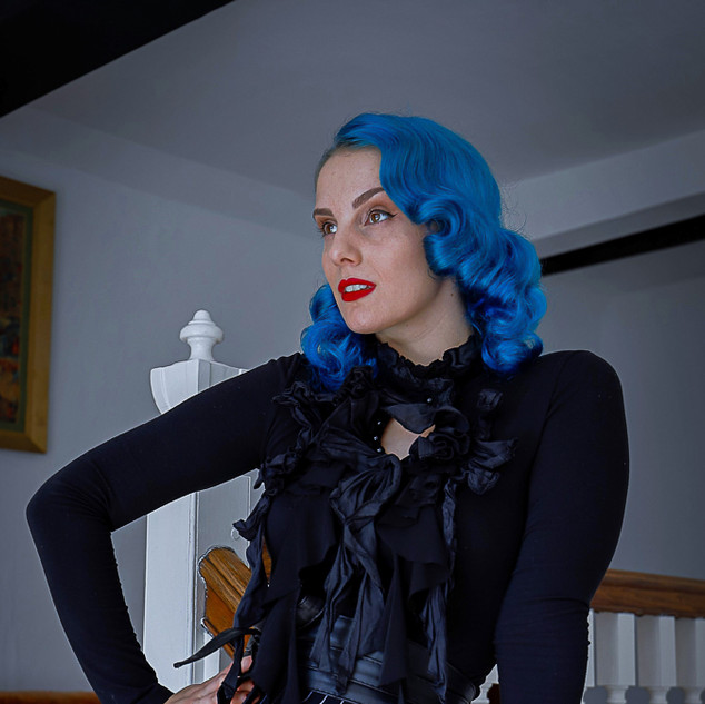blue vogue