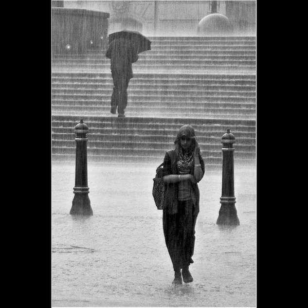 Its only a shower by Ken Hudson
